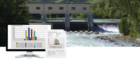 Simple and Efficient Reporting for 