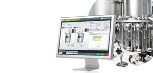 Ergonomische HMI/SCADA Software für das F&B Produktionsteam