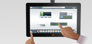 Multi-Touch in HMI and SCADA Applications