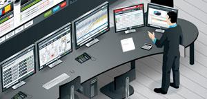 Kommunikation von ERP zu HMI implementieren - mit zenon