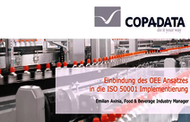 OEE und ISO 50001 gehören zusammen - wir zeigen Ihnen warum!