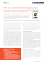OPC UA (Unifi ed Architecture) avec zenon